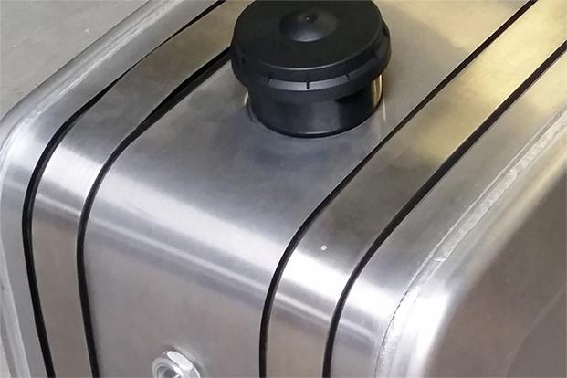Doffe-tank